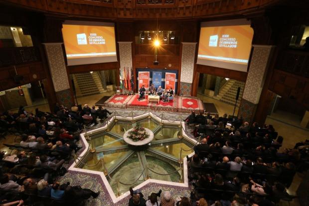 Inauguración Congreso de Libreros