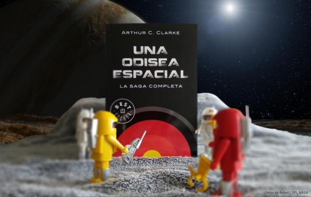 'Una odisea espacial'