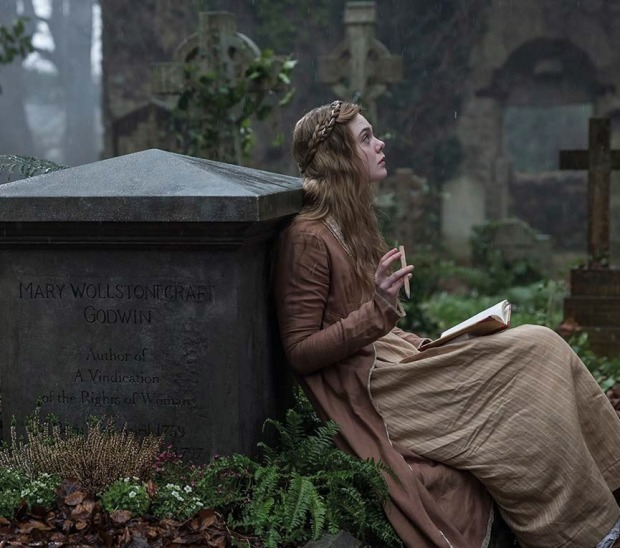 Biopic sobre Mary Shelley