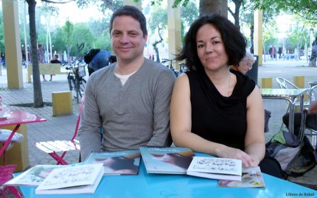 Guillermo Pérez Aguilar y Bárbara Centorbi Rojo.