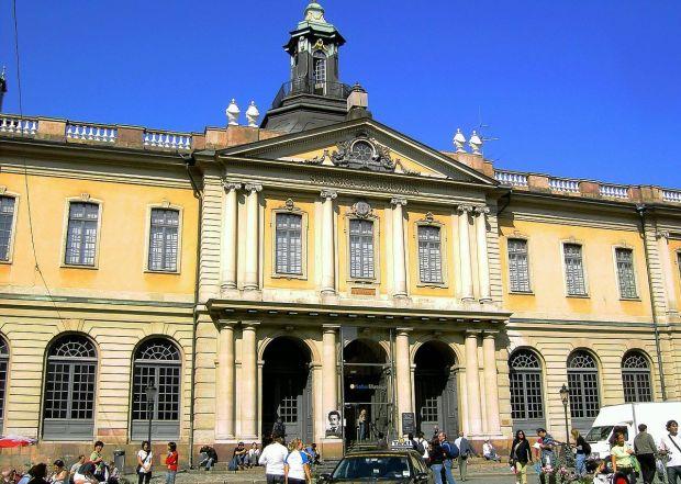Academia Sueca.