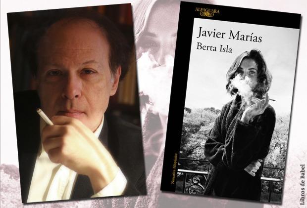 Javier Marías, 'Berta Isla'.