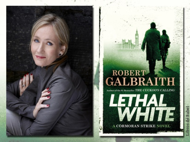 'Lethal White', la nueva novela policiaca de J. K. Rowling