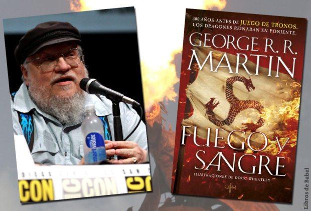 Fuego y sangre - George R. R. Martin