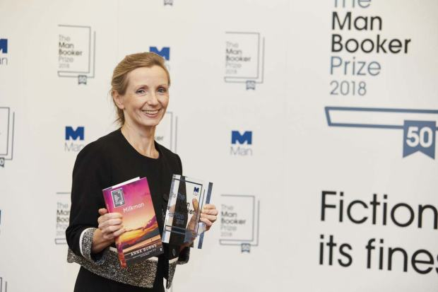 Anna Burns - Milkman - Man Booker