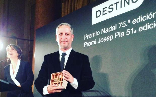 Guillermo Martinez - Premio Nadal 2019