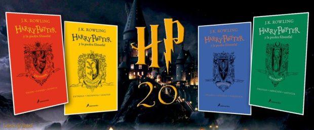 Harry Potter - 20 años en español