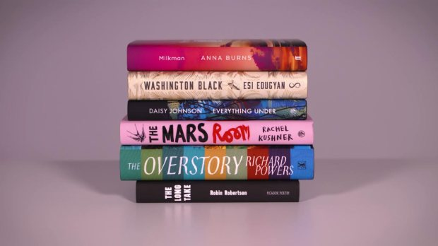 Man Booker 2018 Shortlist