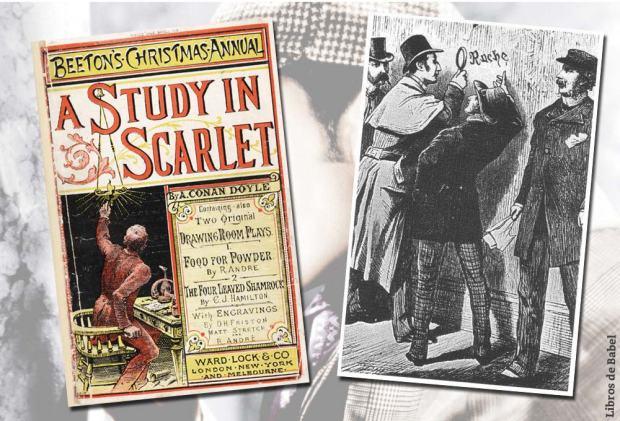 A Study in Scarlet - Sherlock Holmes