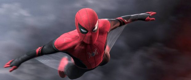 Tom Holland, en 'Spider-Man: Lejos de casa'